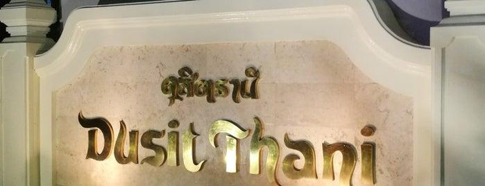 Dusit Thani Bangkok is one of Hotel.
