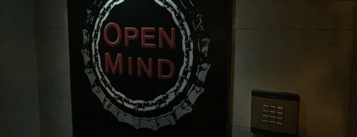 Open Mind is one of Barcelona Gayfriendly.