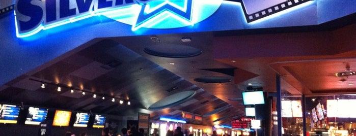 SilverCity Metropolis Cinemas is one of Bristish Columbia.