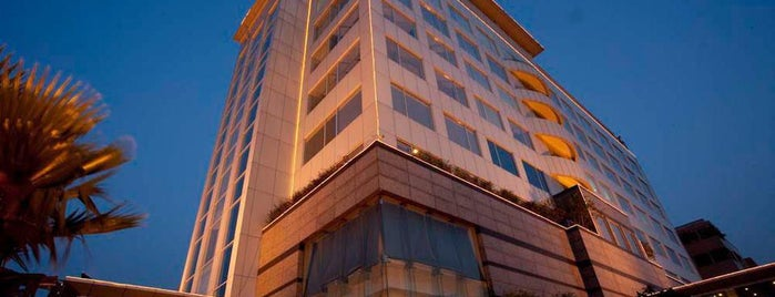 Radisson Blu Suites is one of Gurgaon Hotels.