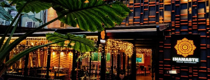 Namaste Indian Restaurant is one of ATHENS_FAVOURITES.