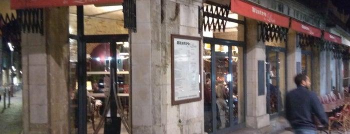Bistro de Lisa is one of Restaurants fora BCN.