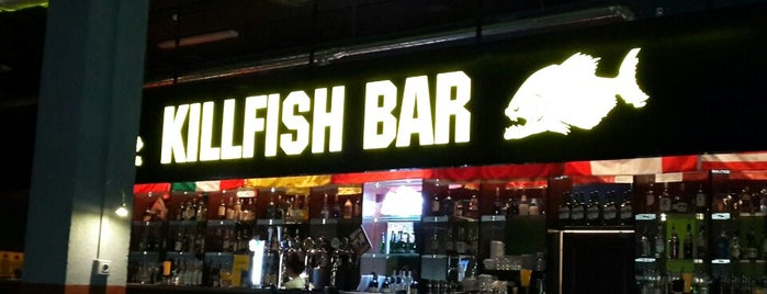 KILLFISH DISCOUNT BAR is one of Club, restaurant, cafe, pizzeria, bar, pub, sushi.