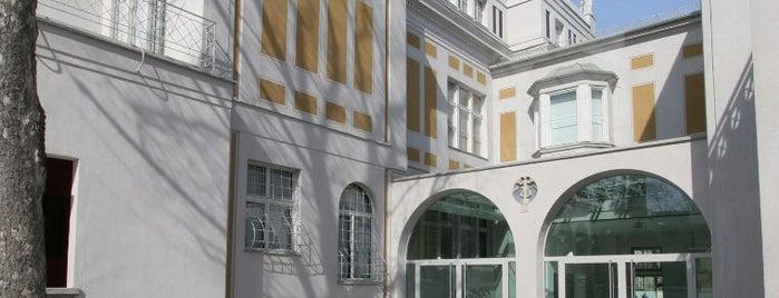 Museum Villa Stuck is one of Munich Sights.