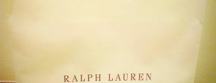 Ralph Lauren is one of Working place.