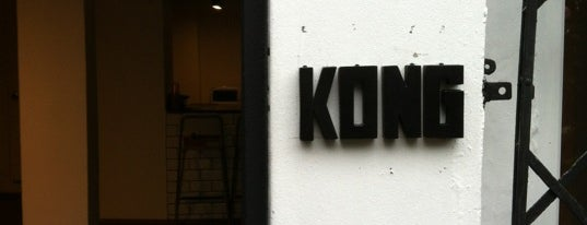 Kong is one of Digital Agencies.