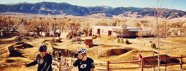 Valmont Bike Park is one of Colorado Tourism.