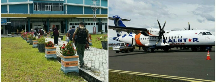 Nunukan Airport (NNX) is one of Airport in Indonesia.