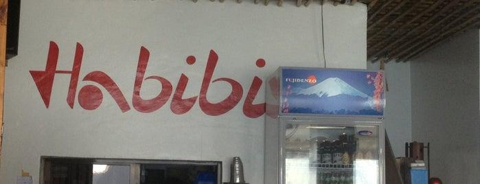 Habibi Restaurant Cafe Shisha is one of Filipinler-Manila ve Palawan Gezilecek Yerler.