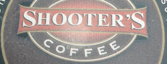 Shooter's Coffee is one of ...