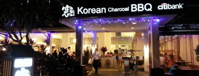 Chang Korean BBQ is one of my best-loved restaurants.