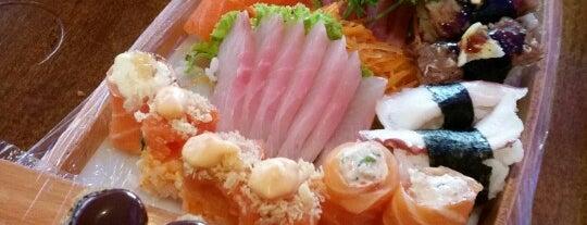 Yosugiru Sushi is one of Restaurantes Osasco.