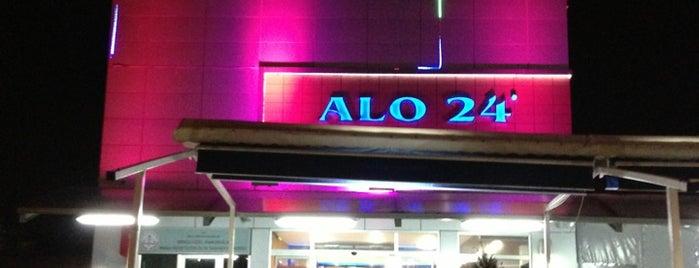 Alo 24 Pide & Kebap is one of Sevdigim yerler,,,.