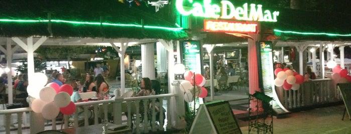 Cafe Del Mar is one of güzel mekanlar.