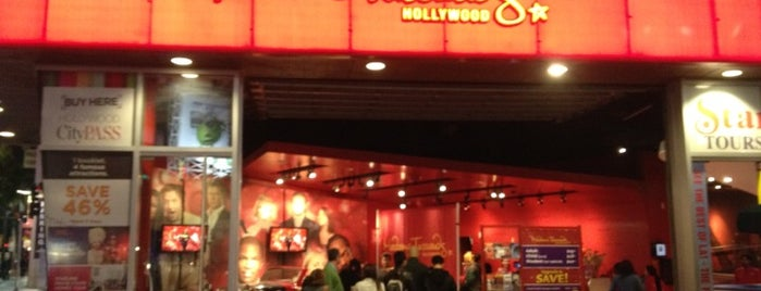 Madame Tussauds Hollywood is one of Fun LA.