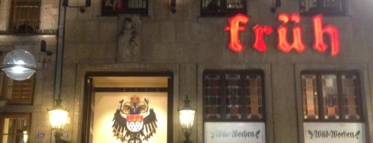 Brauhaus Früh am Dom is one of Cologne.