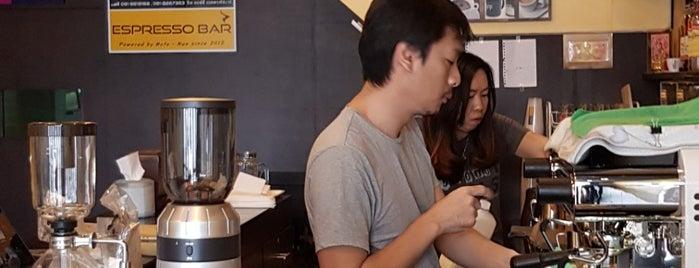 CK Coffee-Espresso Bar is one of ลำพูน, ลำปาง, แพร่, น่าน, อุตรดิตถ์.