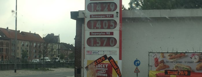 Lukoil is one of Gasoline stations at Belgium.