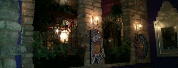 Carmelita's Mexican Restaurant is one of Establishments to Frequent.