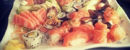 Hyrami Sushi is one of Restaurante Japonês.