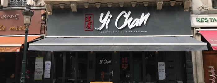 Yi Chan is one of Brussels to-do list.