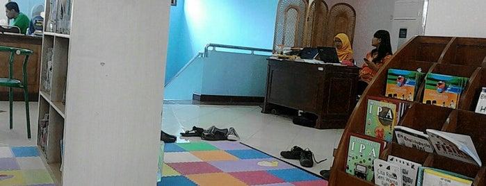 Perpustakaan Kota Yogyakarta is one of Visited Places in Yogyakarta :).