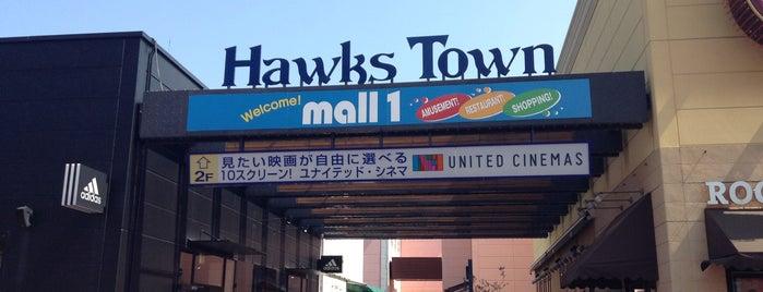 Hawks Town Mall is one of FUKUOKA.
