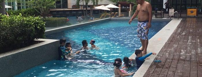 Hotel J Pattaya is one of Living.
