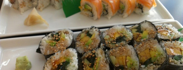 Sushi Itto is one of Comidos BCN.