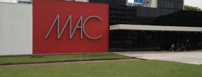 Museu de Arte Contemporânea da Universidade de São Paulo (MAC/USP) is one of São Paulo - O que tem por perto?.