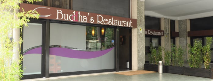 Buddha Restaurant is one of Veneto best places 2nd part.