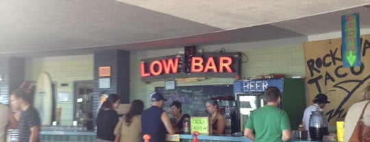 Low Tide Bar is one of New York III.