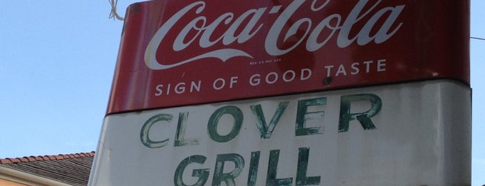 Clover Grill is one of Top 10 favorites places in New Orleans, LA.