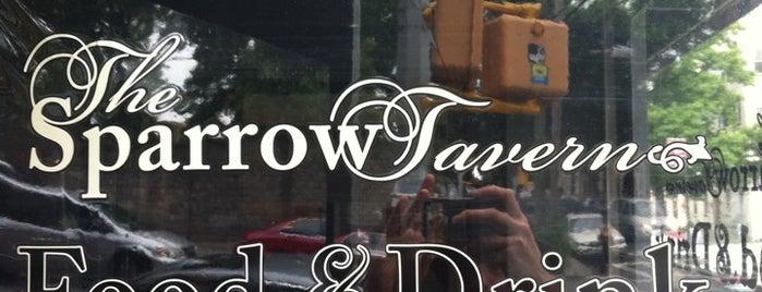 The Sparrow Tavern is one of Astoria-Astoria!.