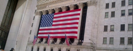 New York Stock Exchange is one of New York City's Must-See Attractions.