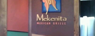 Mekenita Mexican Grill is one of Restaurants.