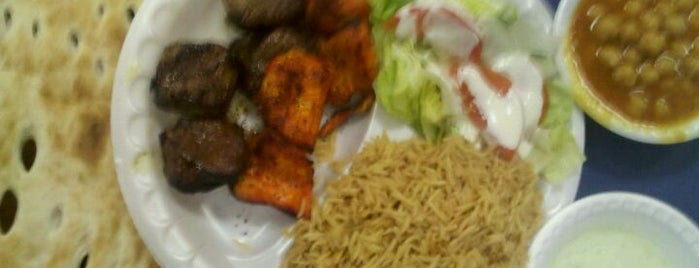 Afghan Famous Kabob Restaurant is one of Cheap Eats in the DMV.