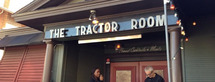 The Tractor Room is one of USA San Diego.