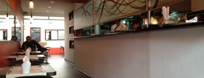 Peruviano is one of Restaurantes visitados.