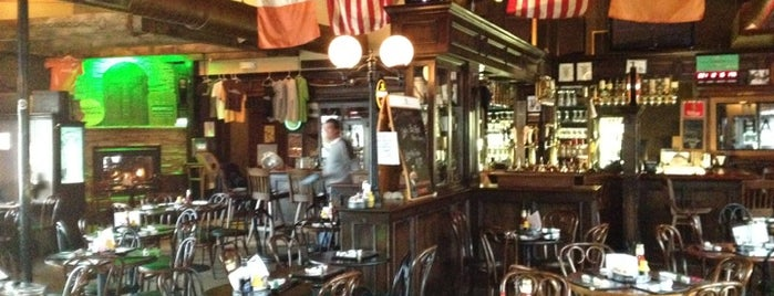 The Dublin Pub is one of Gem City.