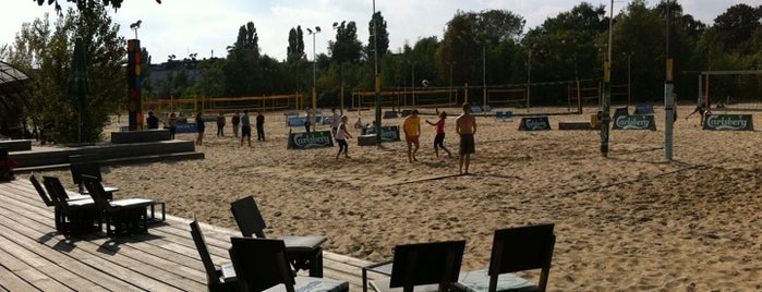 Beach 61 is one of BERLIN || Marcel Duee, Tweek TV.