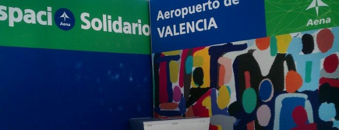 Aeropuerto de Valencia is one of Airports in Europe, Africa and Middle East.