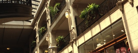 Grove Arcade is one of Asheville.