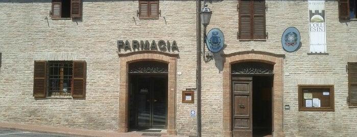 Farmacia comunale is one of Tutto Castelleone di Suasa.