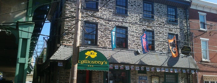 JD McGillicuddy's is one of Manayunk.