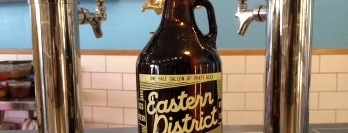 Eastern District is one of Where We Buy Craft Beer.