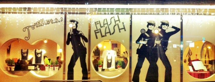 Flash Flash Tortillería is one of Restaurantes de nivel en Barcelona.