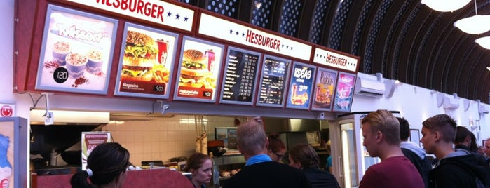 Hesburger is one of Guide to Tallinn's best spots.
