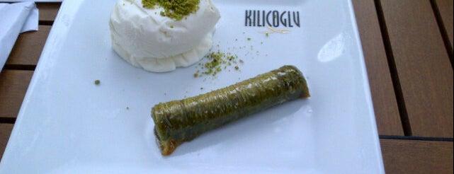 Kılıçoğlu is one of yeni yerler.