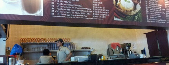 OldTown White Coffee is one of @Sabah, Malaysia.